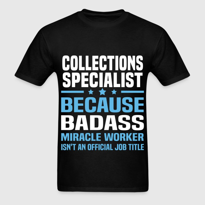Collections Specialist Tshirt - Men's T-Shirt