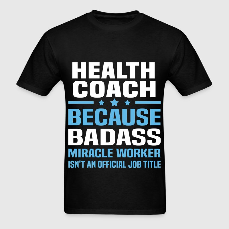 Health Coach Tshirt - Men's T-Shirt