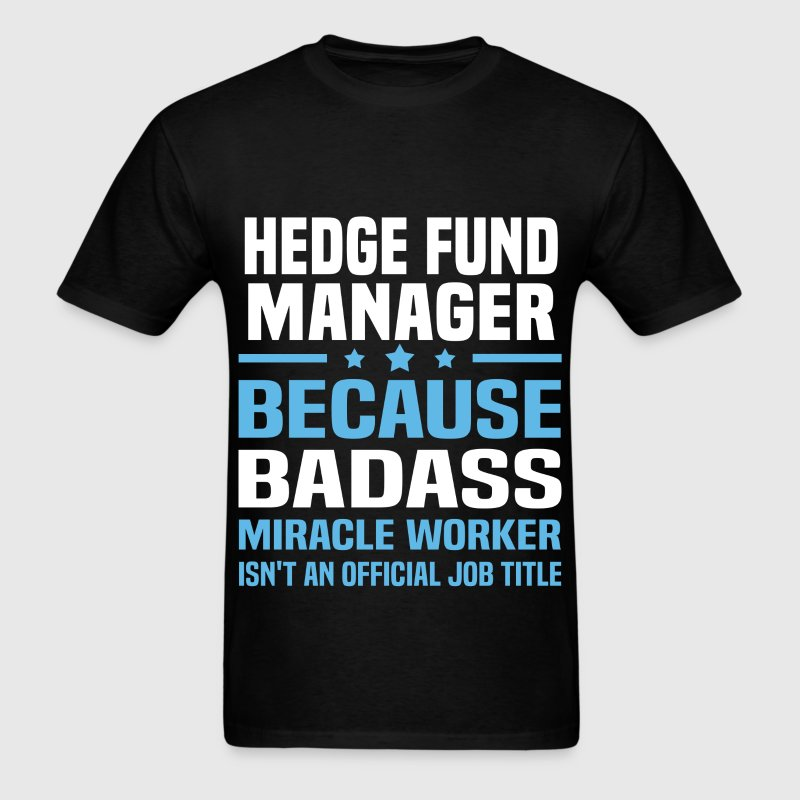 Hedge Fund Manager Tshirt - Men's T-Shirt