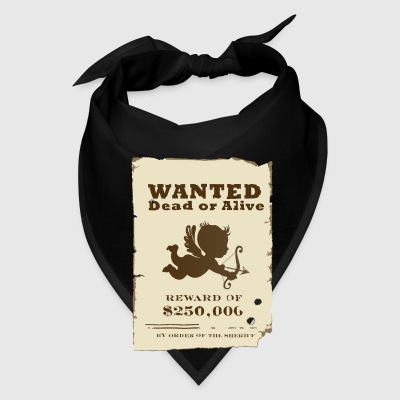 Cupid Wanted Mugs & Drinkware - Bandana