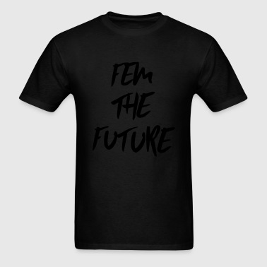 Fem The Future Long Sleeve Shirts - Men's T-Shirt