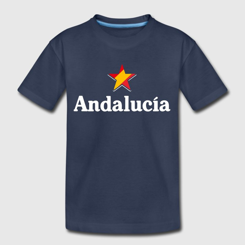 Stars of Spain - Andalucia Baby & Toddler Shirts - Toddler Premium T-Shirt