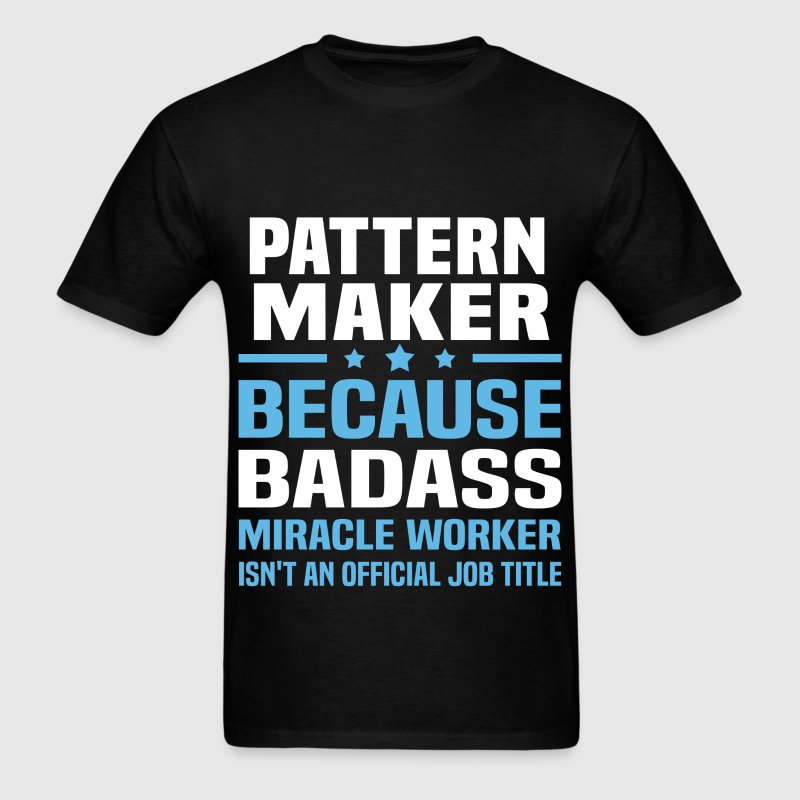 Pattern Maker Tshirt - Men's T-Shirt