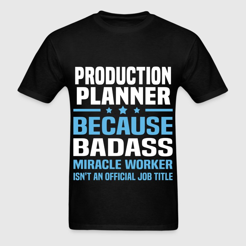 Production Planner Tshirt - Men's T-Shirt