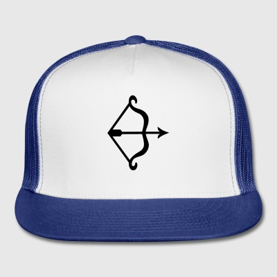 bow and arrow Accessories - Trucker Cap