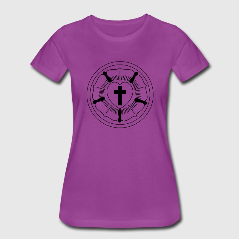 Luther rose T-Shirts - Women's Premium T-Shirt