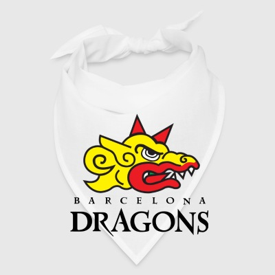 Barcelona Dragons Accessories - Bandana