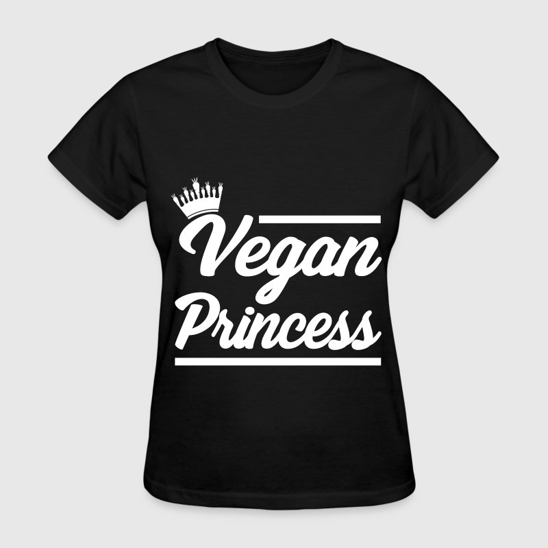 vegan princess 787453.png T-Shirts - Women's T-Shirt
