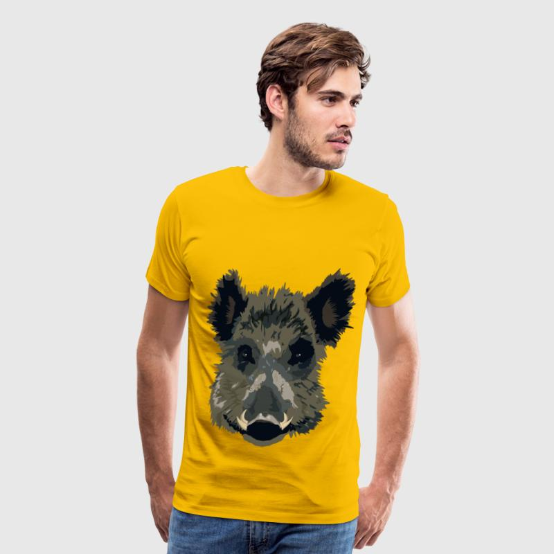 boars head - Men's Premium T-Shirt