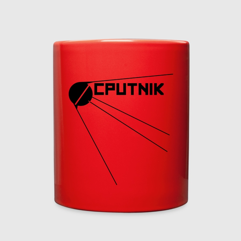 SPUTNIK Mugs & Drinkware - Full Color Mug