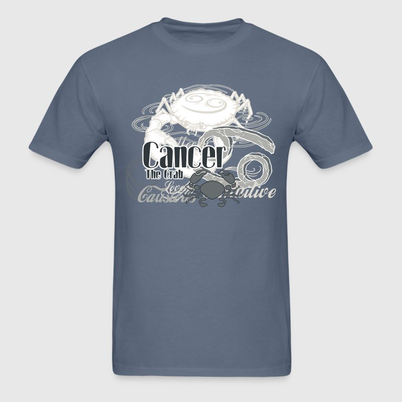 Cancer The Crab T-Shirts - Men's T-Shirt