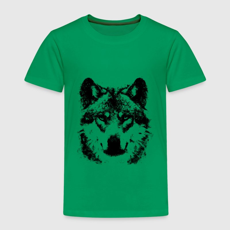 Wolf Baby & Toddler Shirts - Toddler Premium T-Shirt