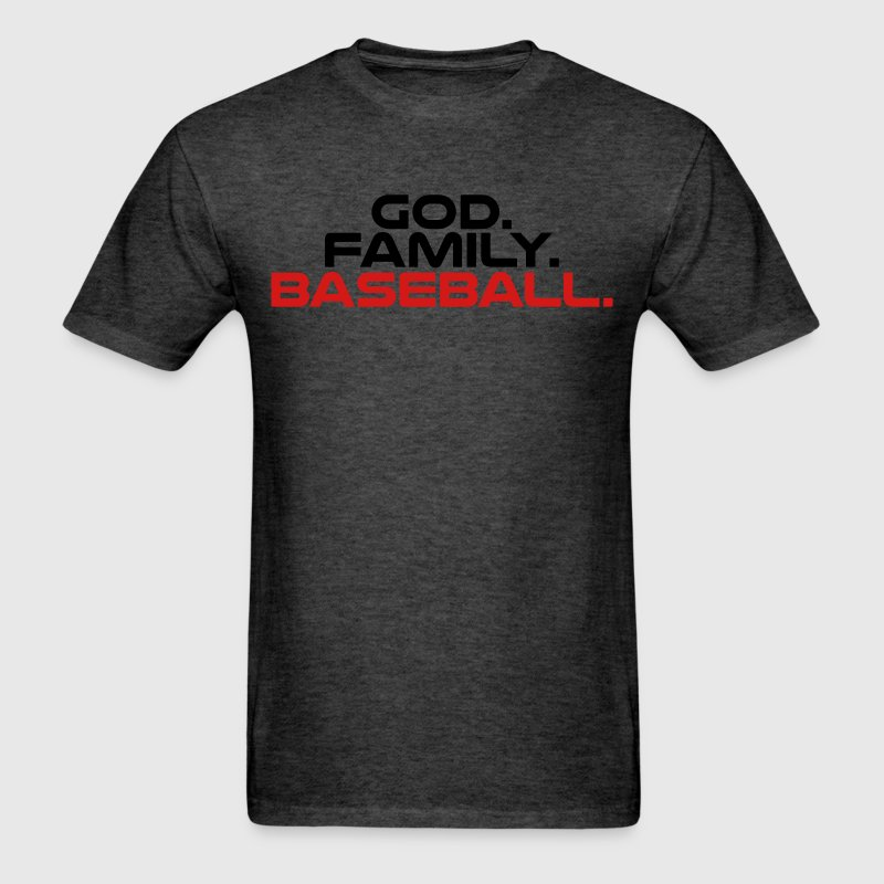 God Family Baseball shirt - Men's T-Shirt
