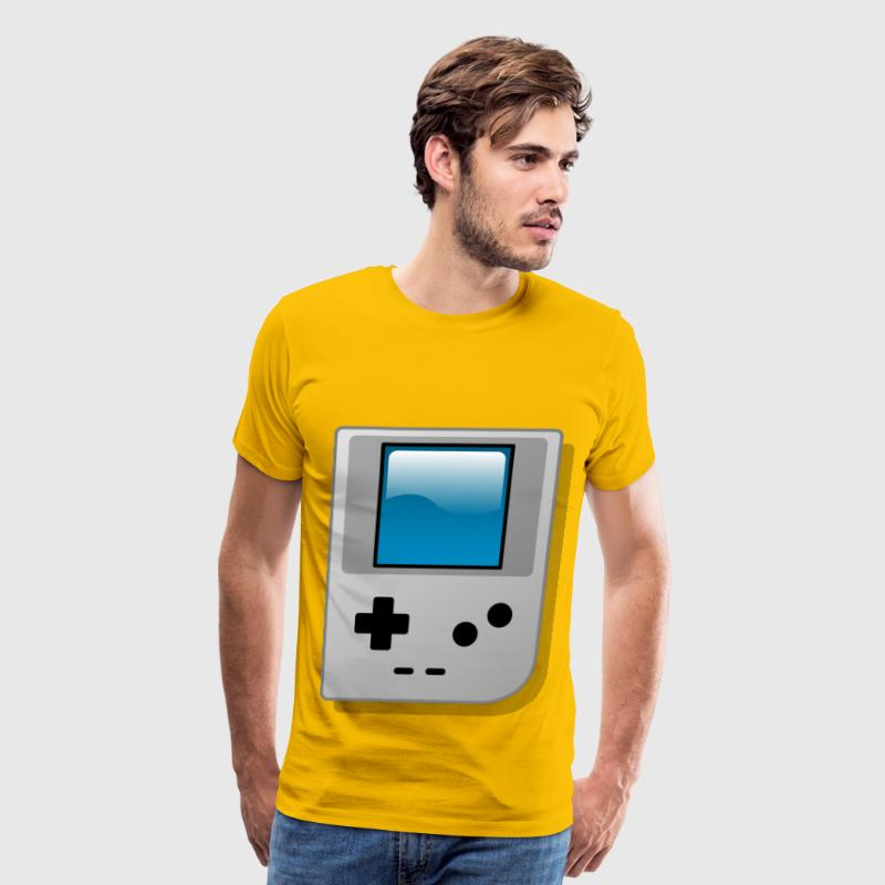 gameboy pocket - Men's Premium T-Shirt