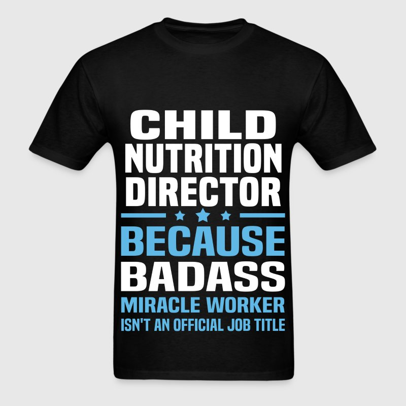 Child Nutrition Director Tshirt - Men's T-Shirt