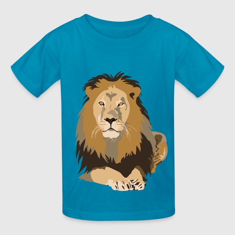 lion Kids' Shirts - Kids' T-Shirt