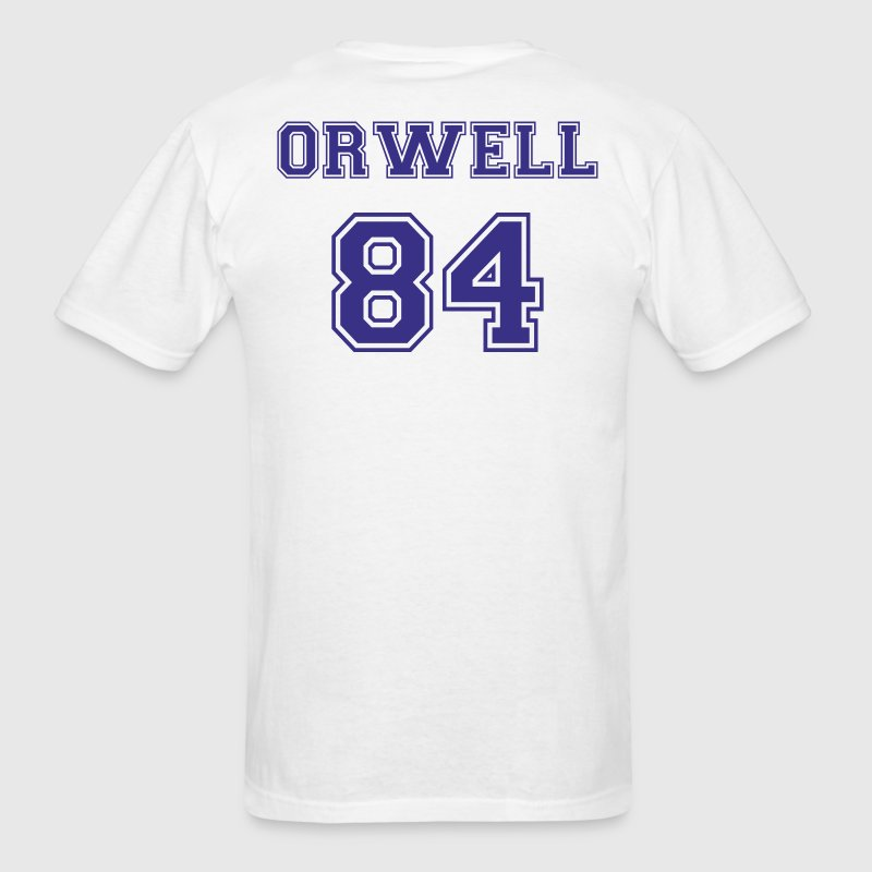 George Orwell 1984 - Men's T-Shirt