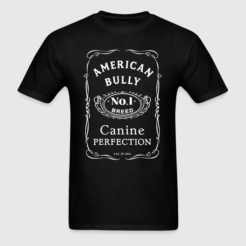 American Bully No.1 Breed  - Men's T-Shirt