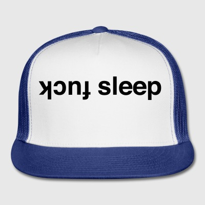 KCUF Sleep - Trucker Cap