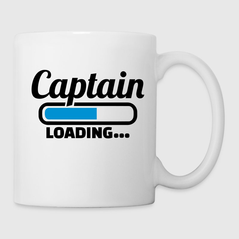 Captain Mugs & Drinkware - Coffee/Tea Mug