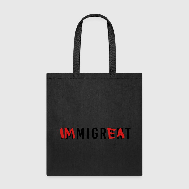 Immigrant - Tote Bag