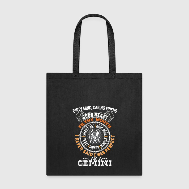 I AM A GEMINI Bags & backpacks - Tote Bag