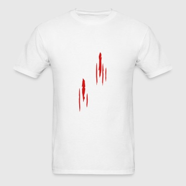 Scratches, Scars Sportswear - Men's T-Shirt