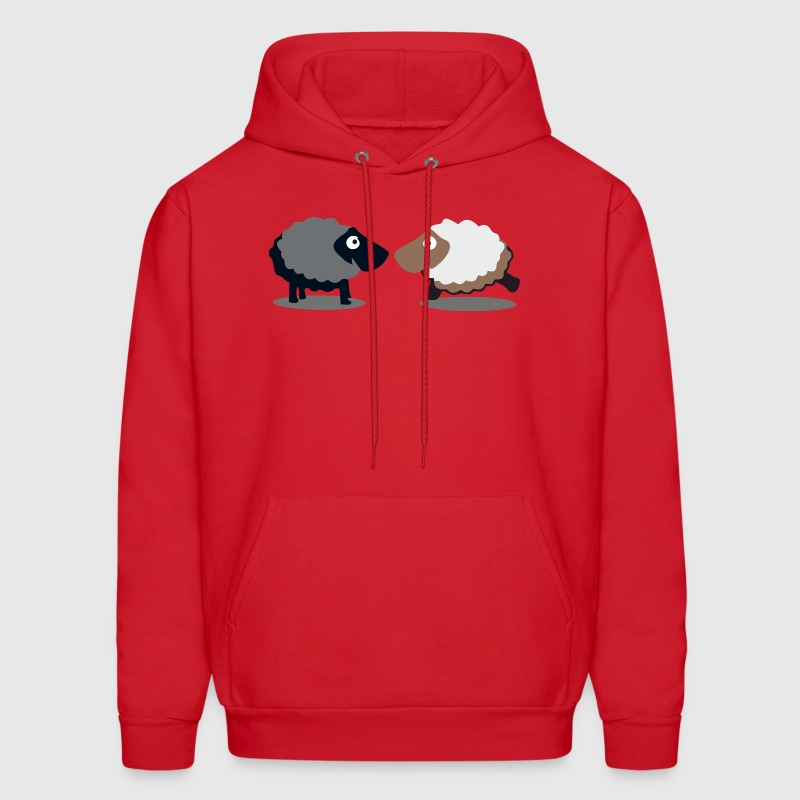 Cute Sheep Hoodies - Men's Hoodie