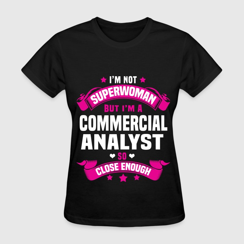 Commercial Analyst Tshirt - Women's T-Shirt