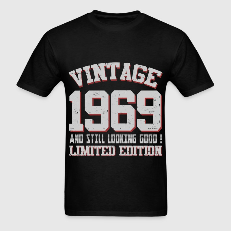 1969 333.png T-Shirts - Men's T-Shirt