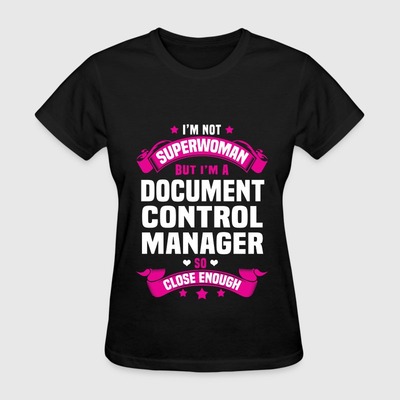 Document Control Manager Tshirt - Women's T-Shirt