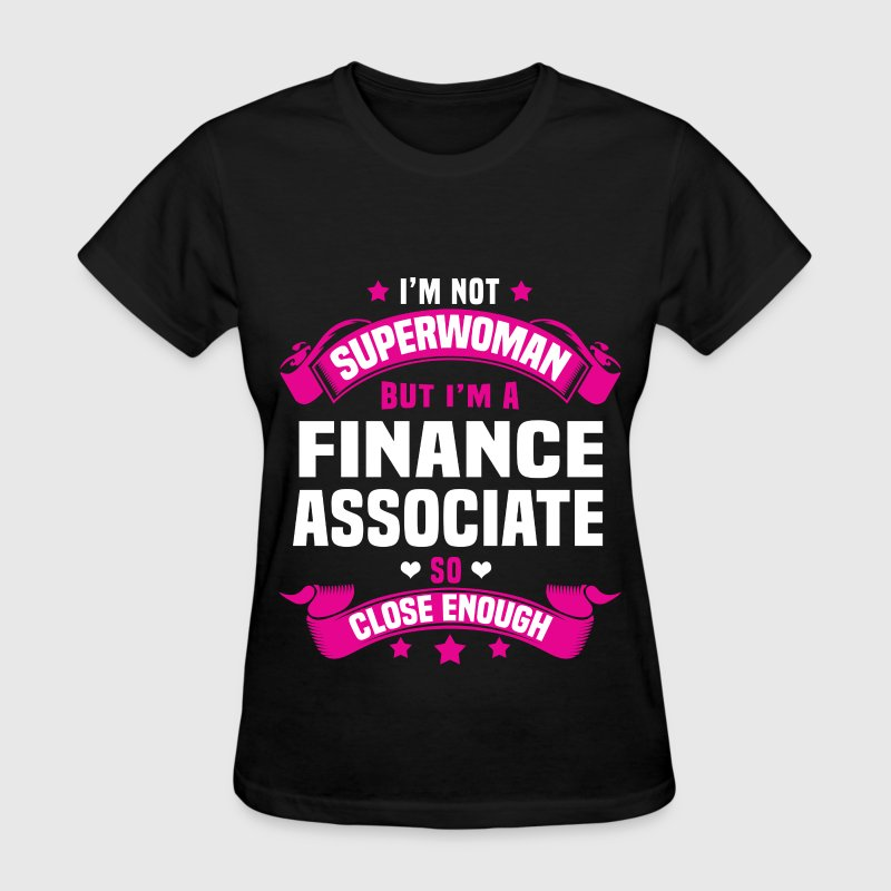 Finance Associate Tshirt - Women's T-Shirt