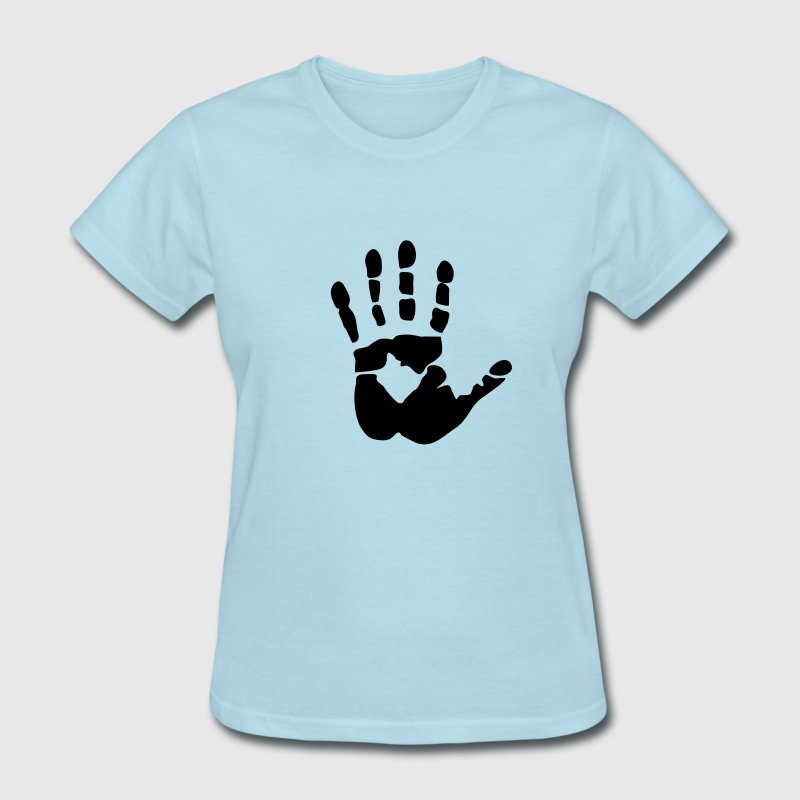Handprint, high five T-Shirts - Women's T-Shirt