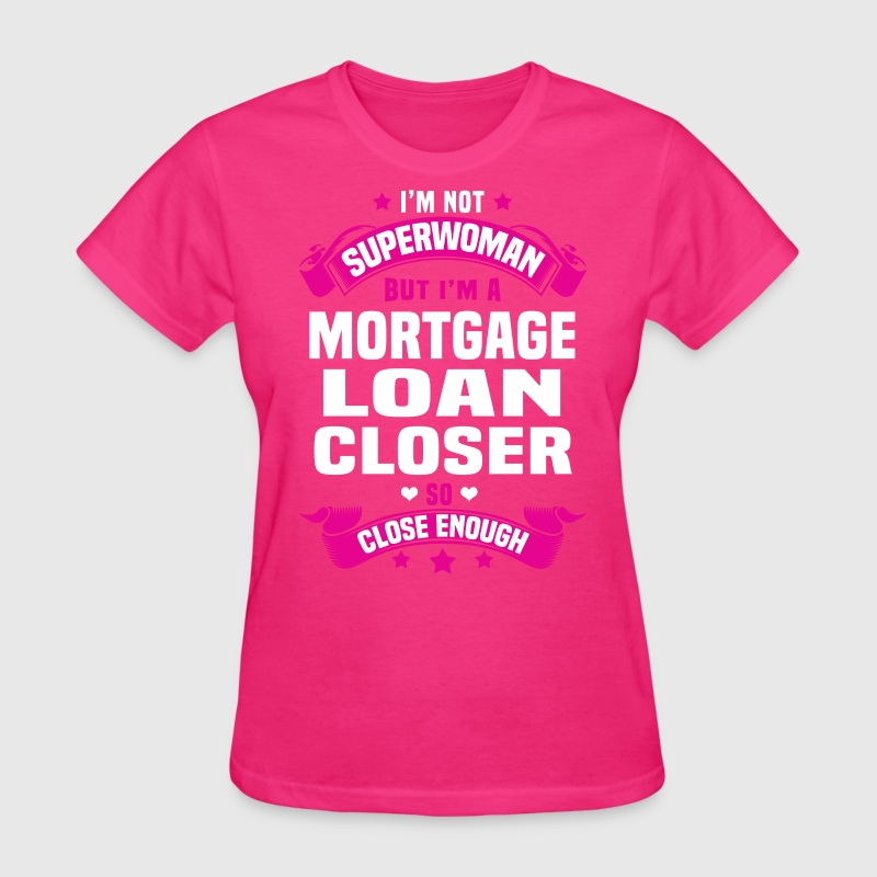 mortgage loan closer t shirt spreadshirt - Loan Closer