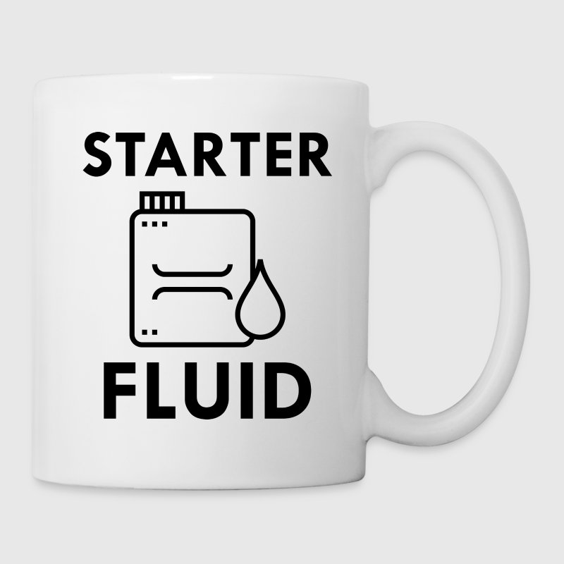 Starter Fluid - Coffee/Tea Mug