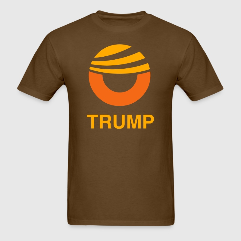 trump logo T-Shirts - Men's T-Shirt