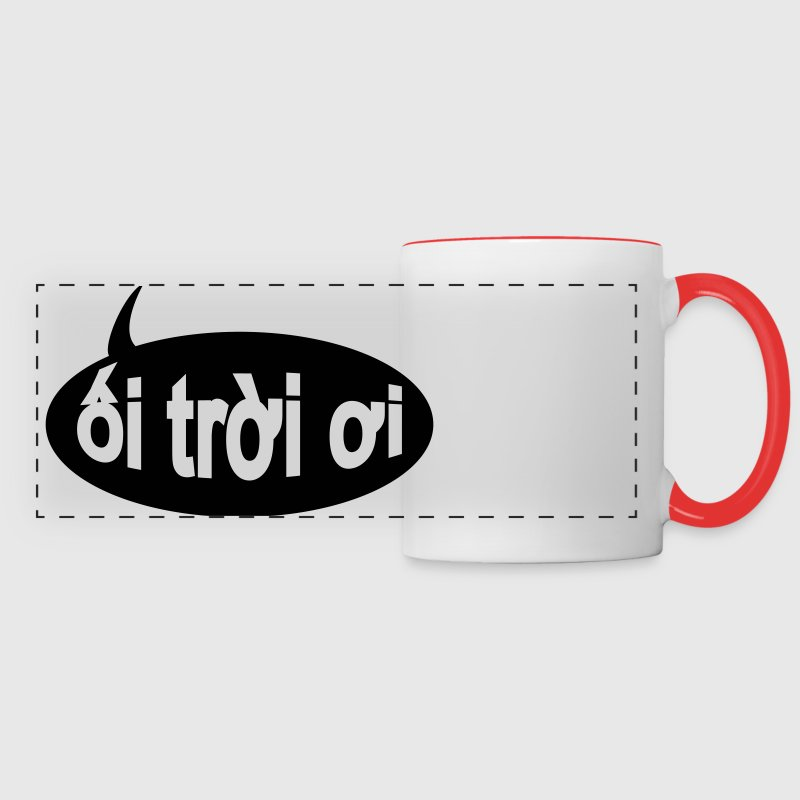 Vietnamese Wow Mugs & Drinkware - Panoramic Mug