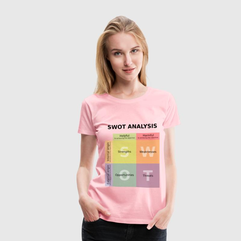 DAFO Analysis - Women's Premium T-Shirt