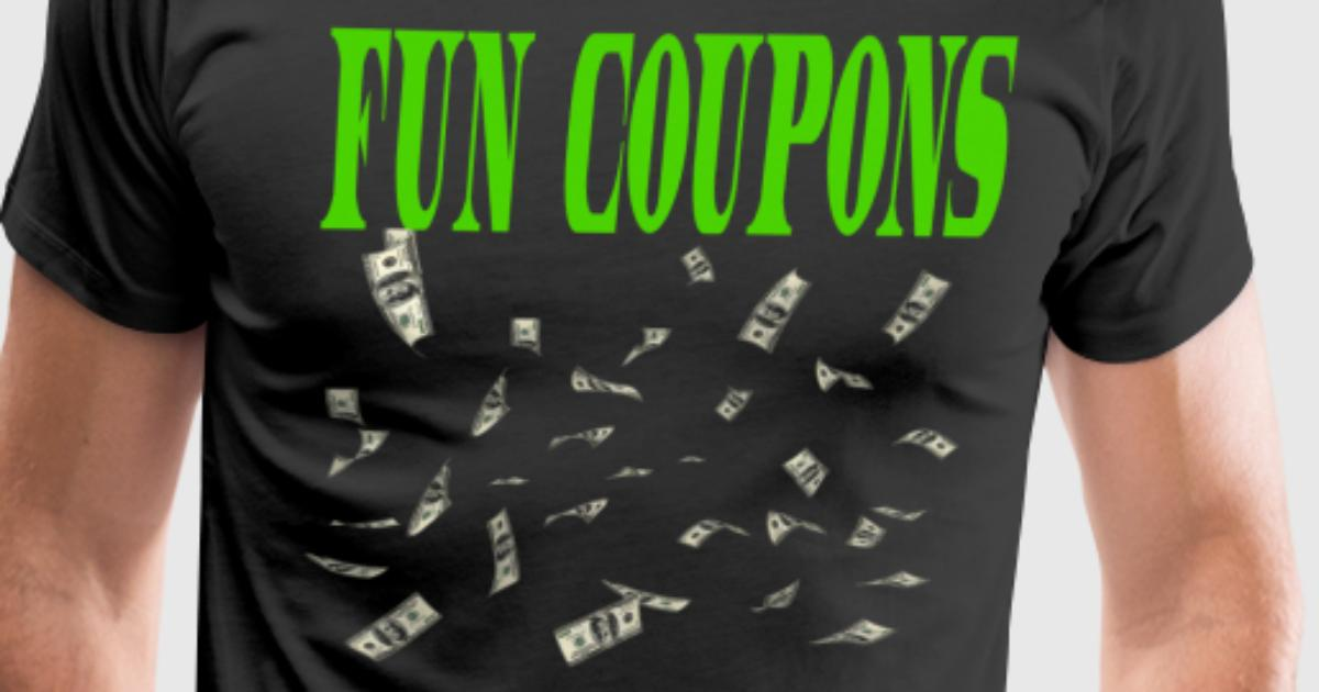Fun coupons wolf of wall street t shirt spreadshirt for Design a shirt coupon