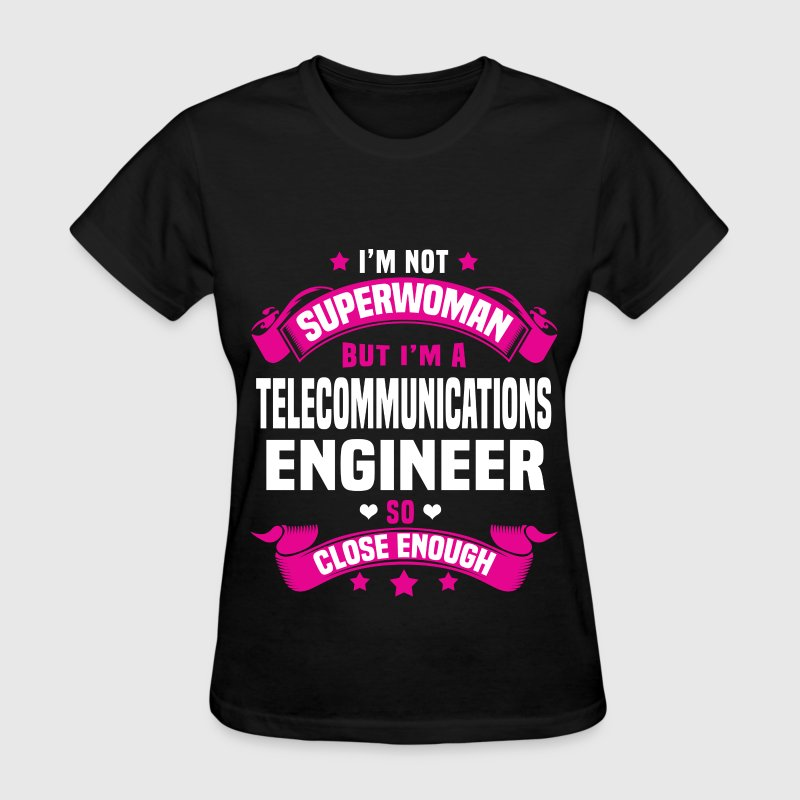 Telecommunications Engineer T-Shirts - Women's T-Shirt