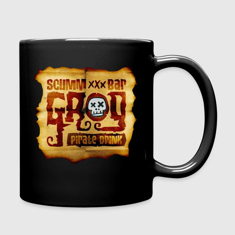 Monkey Island Grog Mug