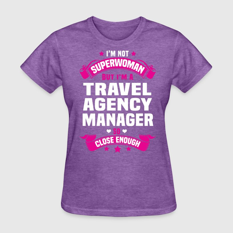 travel agency manager t shirt spreadshirt. Resume Example. Resume CV Cover Letter