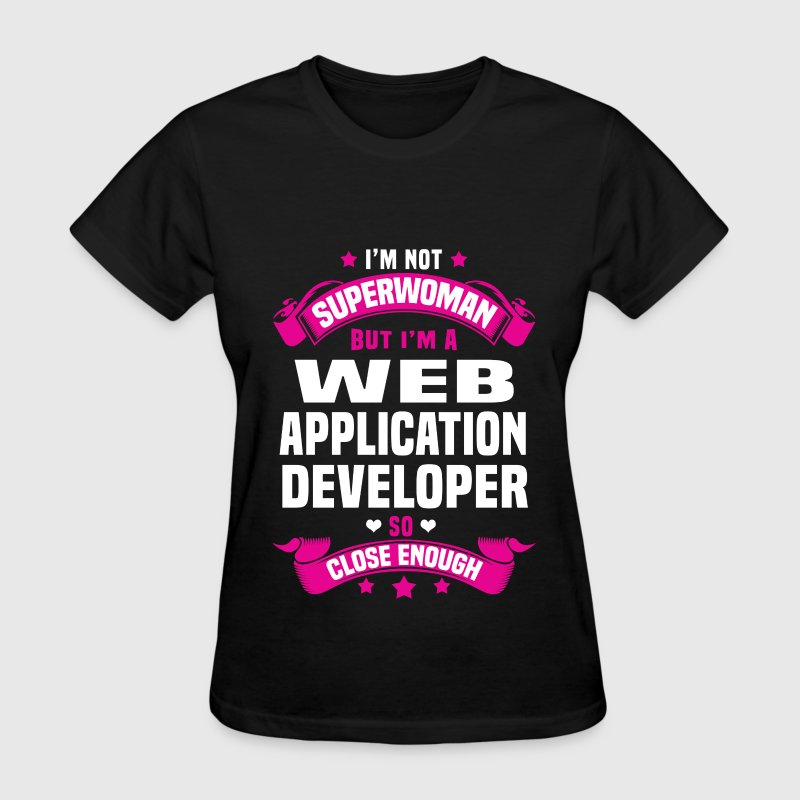 Web Application Developer T-Shirts - Women's T-Shirt