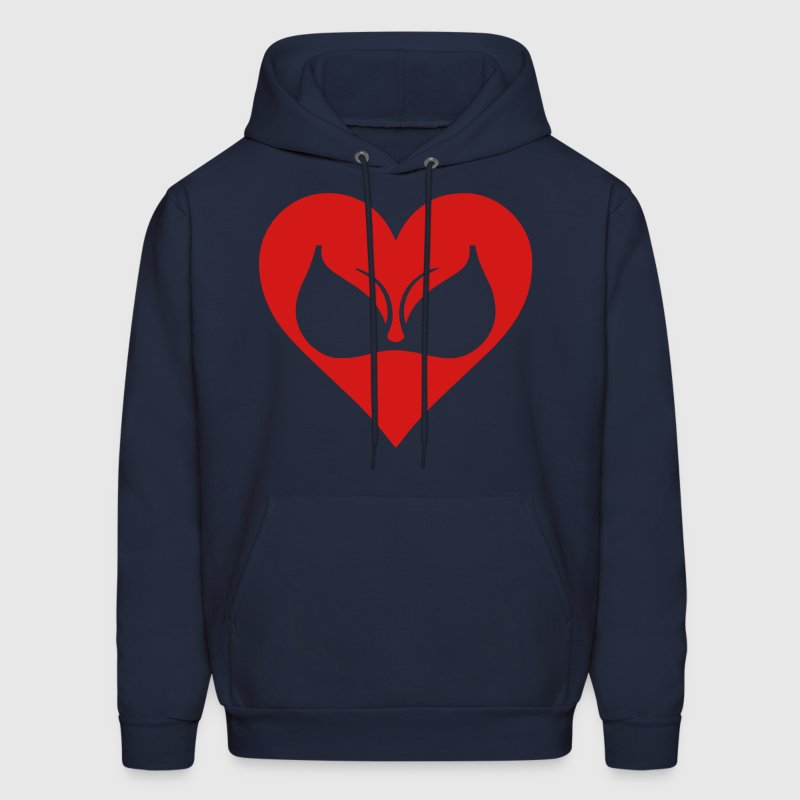 I Love Boobs Hoodies - Men's Hoodie