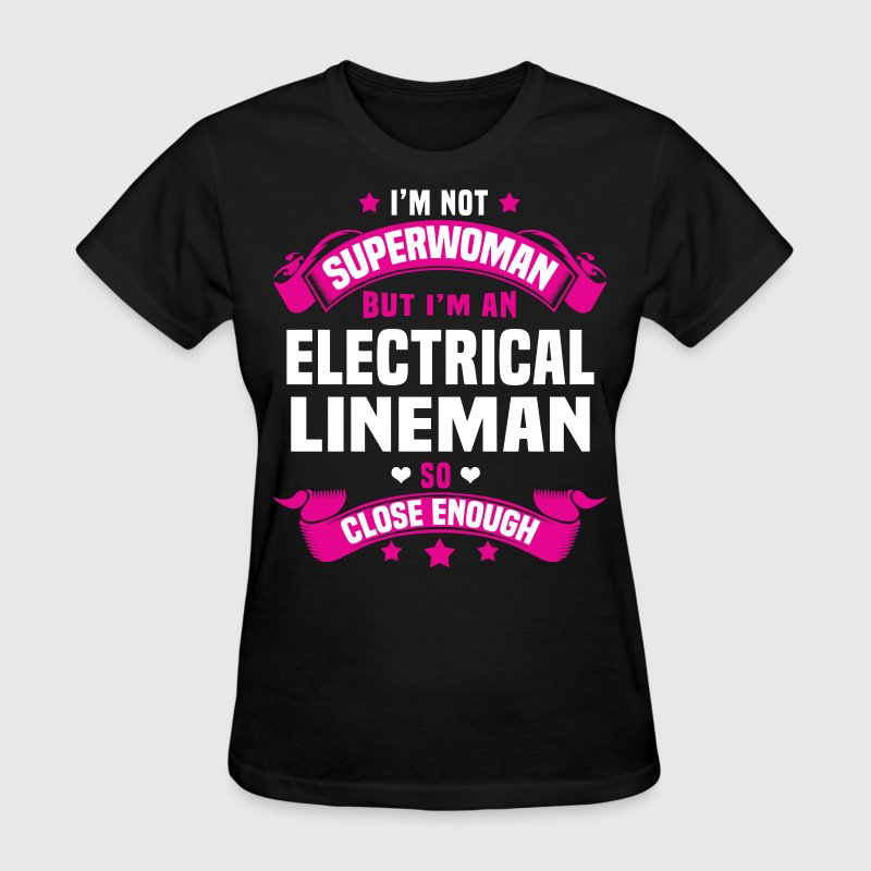 Electrical Lineman T-Shirts - Women's T-Shirt