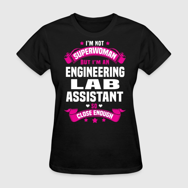 Engineering Lab Assistant T-Shirts - Women's T-Shirt