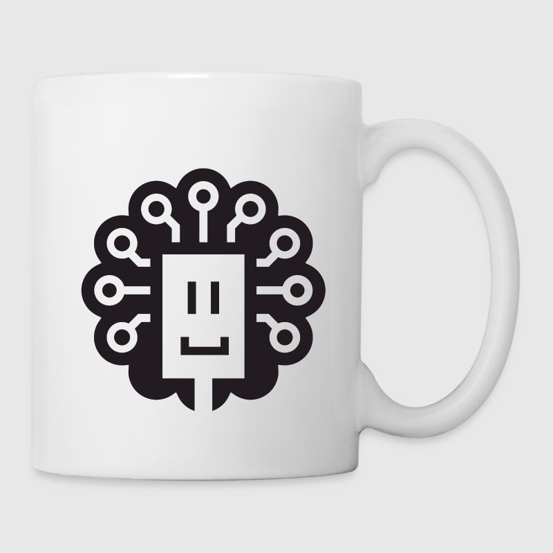 Afrotechmods logo mug - Coffee/Tea Mug