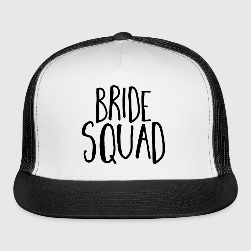 Bride Squad Hen Party  Sportswear - Trucker Cap