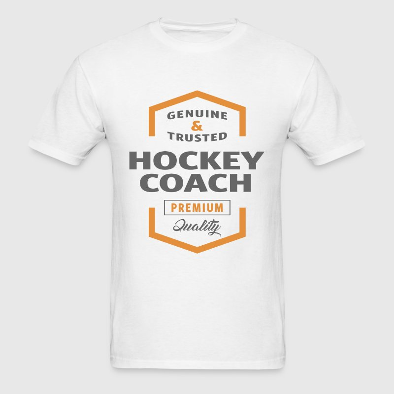 Hockey Coach T-shirt - Men's T-Shirt
