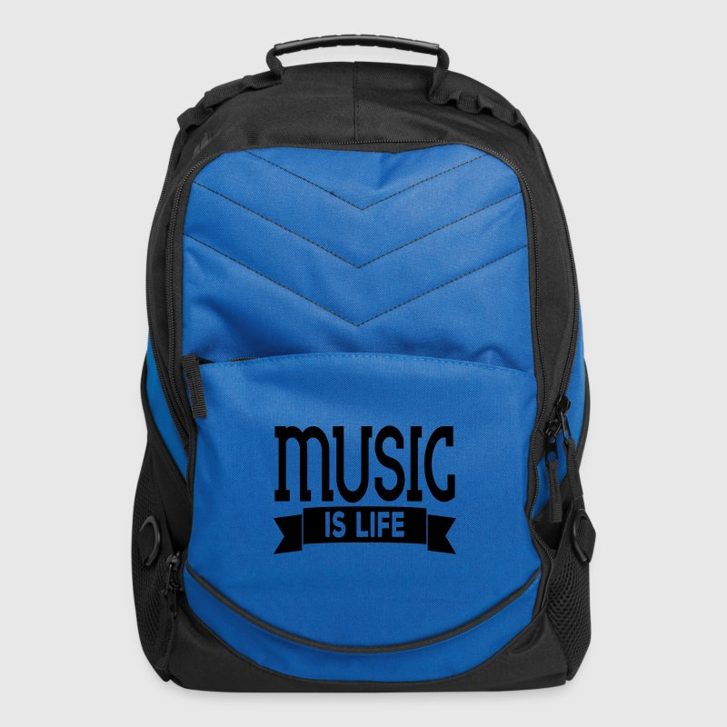 music is life Bags & backpacks - Computer Backpack